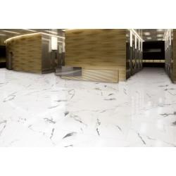 Керамогранит полированый(супер глянец) STATUARIO 560m