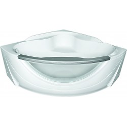 Акриловая ванна Grand Luxe 155x155 (ванна, рама, панель)