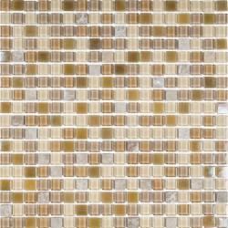 МРАМОР СТЕКЛО мозаика, размер кубика 1,5 x 1,5 см.