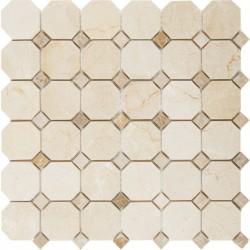 МРАМОР СТЕКЛО мозаика, размер кубика 4,8 x 4,8 см / 1,5x1,5 см