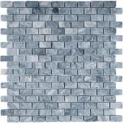 МРАМОР мозаика, размер кубика 1,5x3 см
